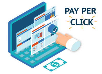What is Pay per click ( PPC ) advertising?